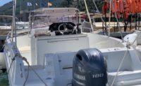LESBOS Pacific craft 545 100cv
